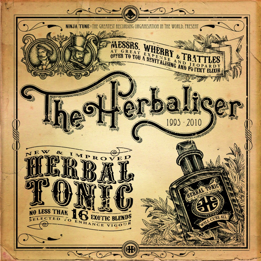 The Herbaliser Pics, Music Collection