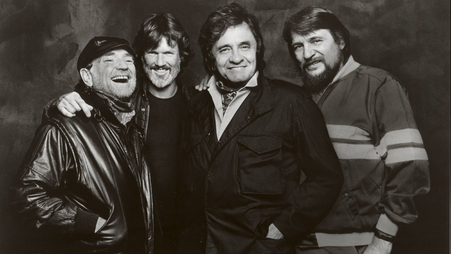 HD Quality Wallpaper | Collection: Music, 1500x844 The Highwaymen