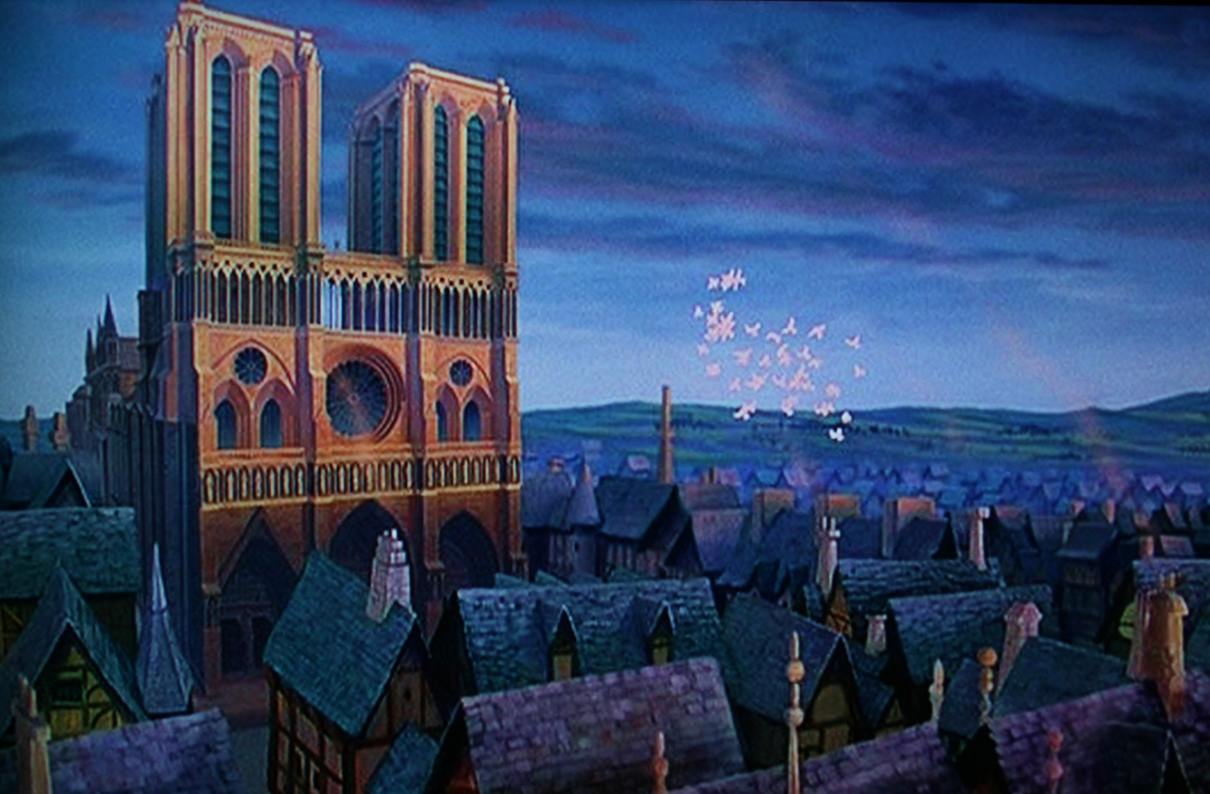 The Hunchback Of Notre-dame Backgrounds, Compatible - PC, Mobile, Gadgets| 3846x2526 px