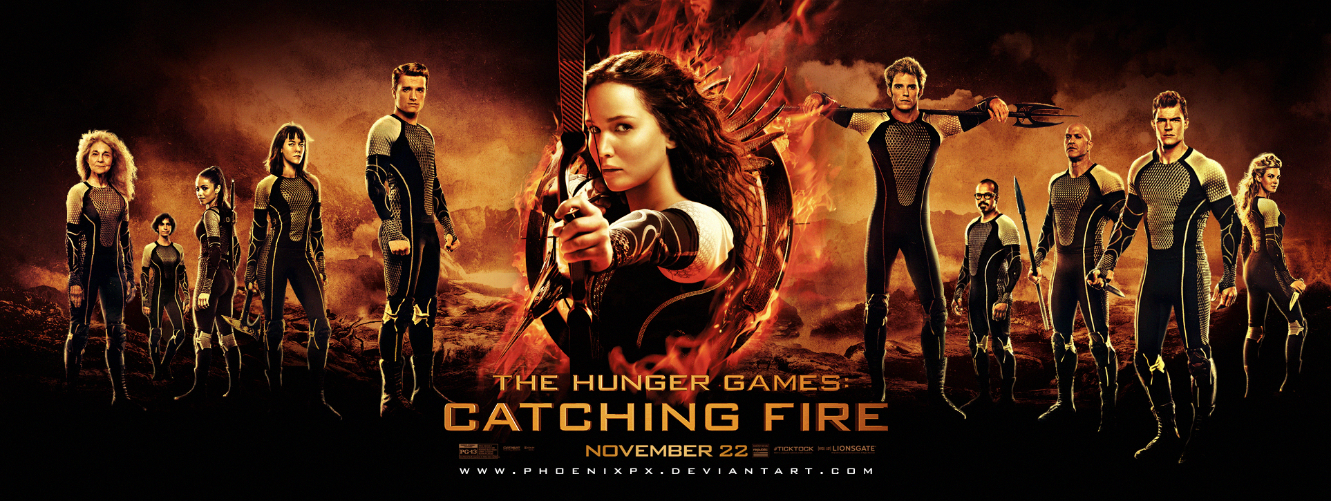 watch the hunger games catching fire full movie online free