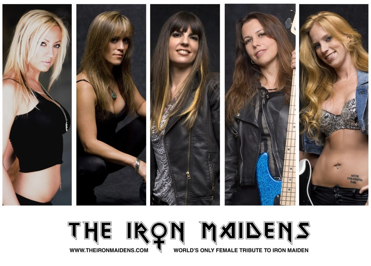 The Iron Maidens Backgrounds on Wallpapers Vista