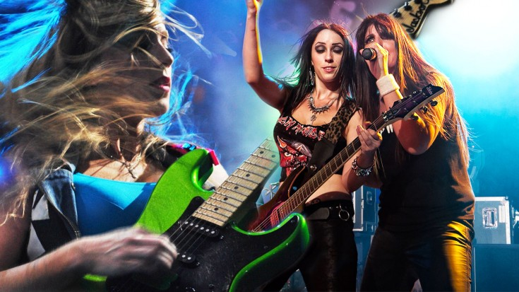 The Iron Maidens Backgrounds, Compatible - PC, Mobile, Gadgets| 735x413 px
