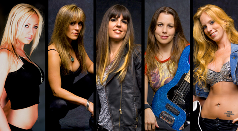 Nice wallpapers The Iron Maidens 480x265px