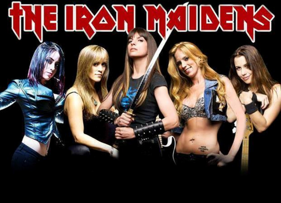 The Iron Maidens Pics, Music Collection