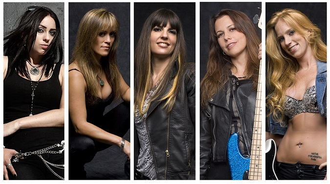 Nice wallpapers The Iron Maidens 675x378px