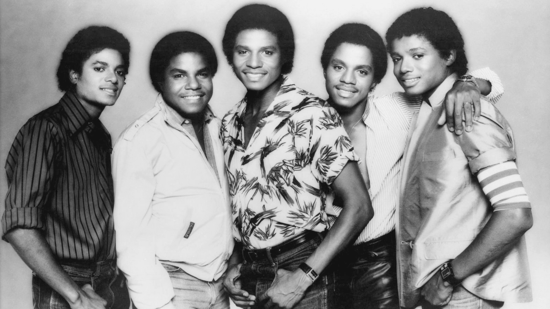Nice Images Collection: The Jackson 5 Desktop Wallpapers