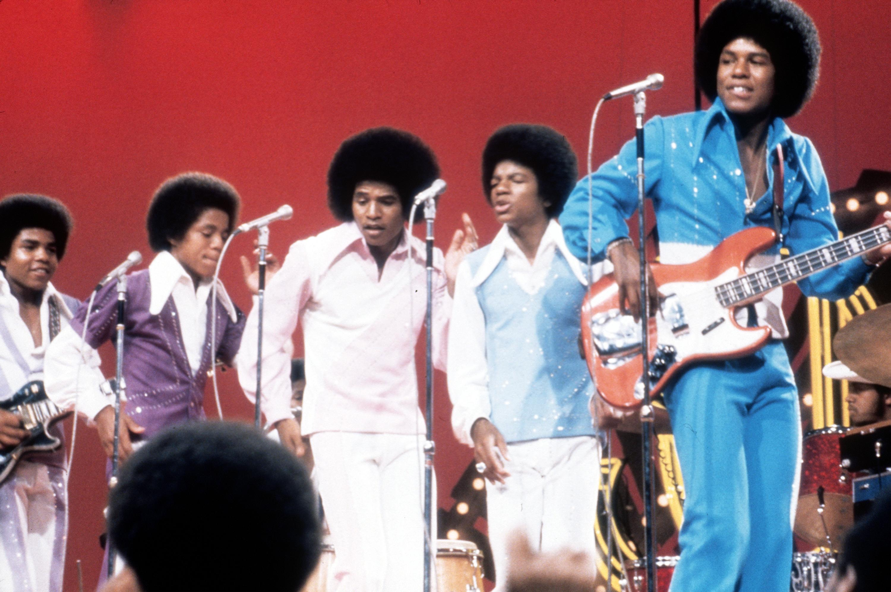 The Jackson 5 Backgrounds on Wallpapers Vista