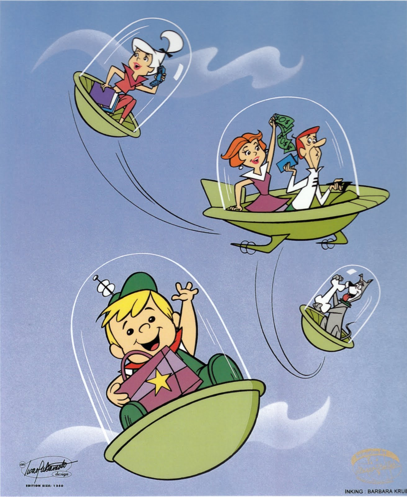 1311x1600 > The Jetsons Wallpapers