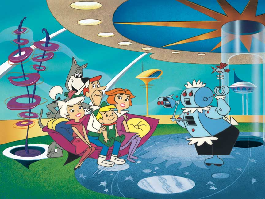 The Jetsons Pics, Cartoon Collection