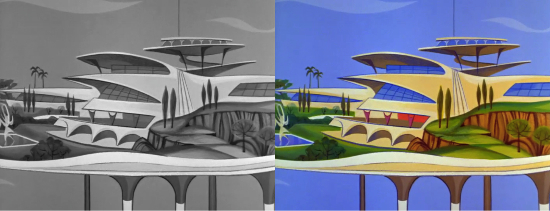 550x211 > The Jetsons Wallpapers