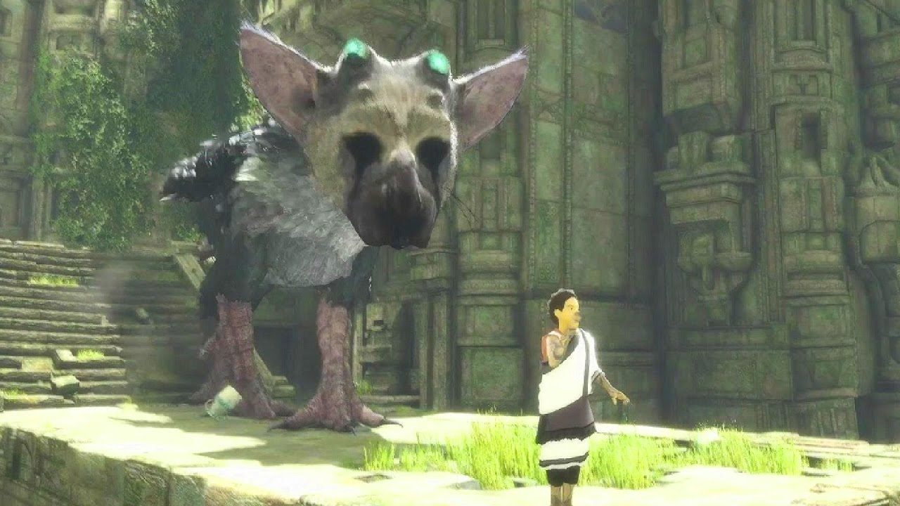The Last Guardian Wallpapers Video Game Hq The Last Guardian Pictures 4k Wallpapers 2019