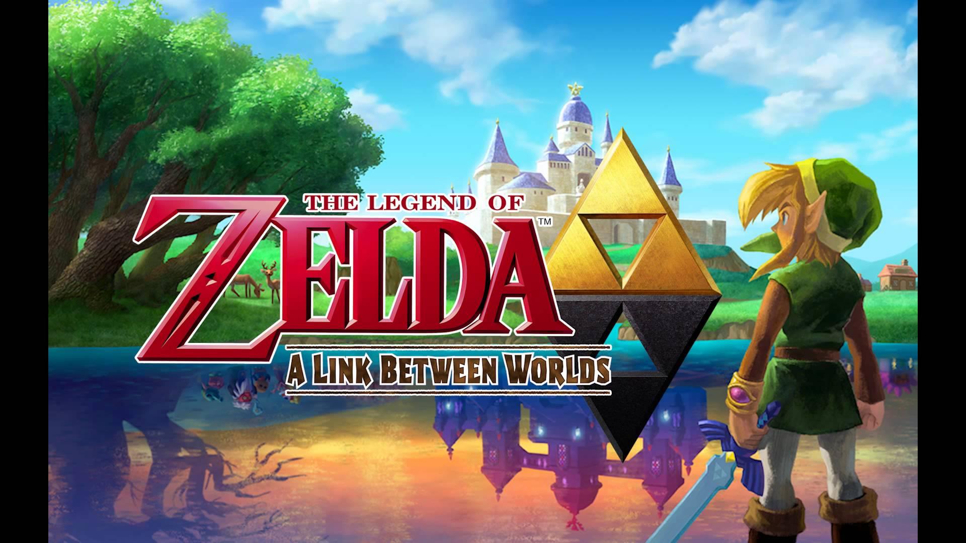 Most Viewed The Legend Of Zelda A Link Between Worlds Wallpapers