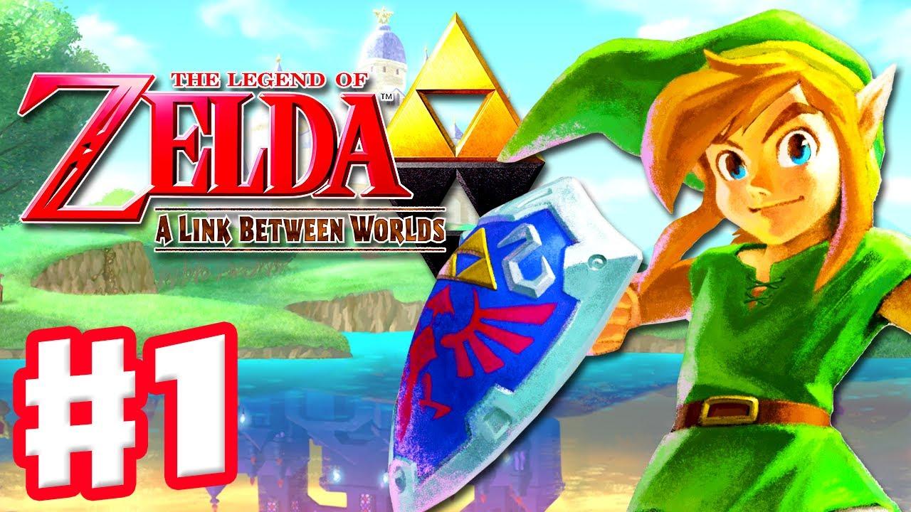 The Legend Of Zelda A Link Between Worlds Wallpapers Video Game