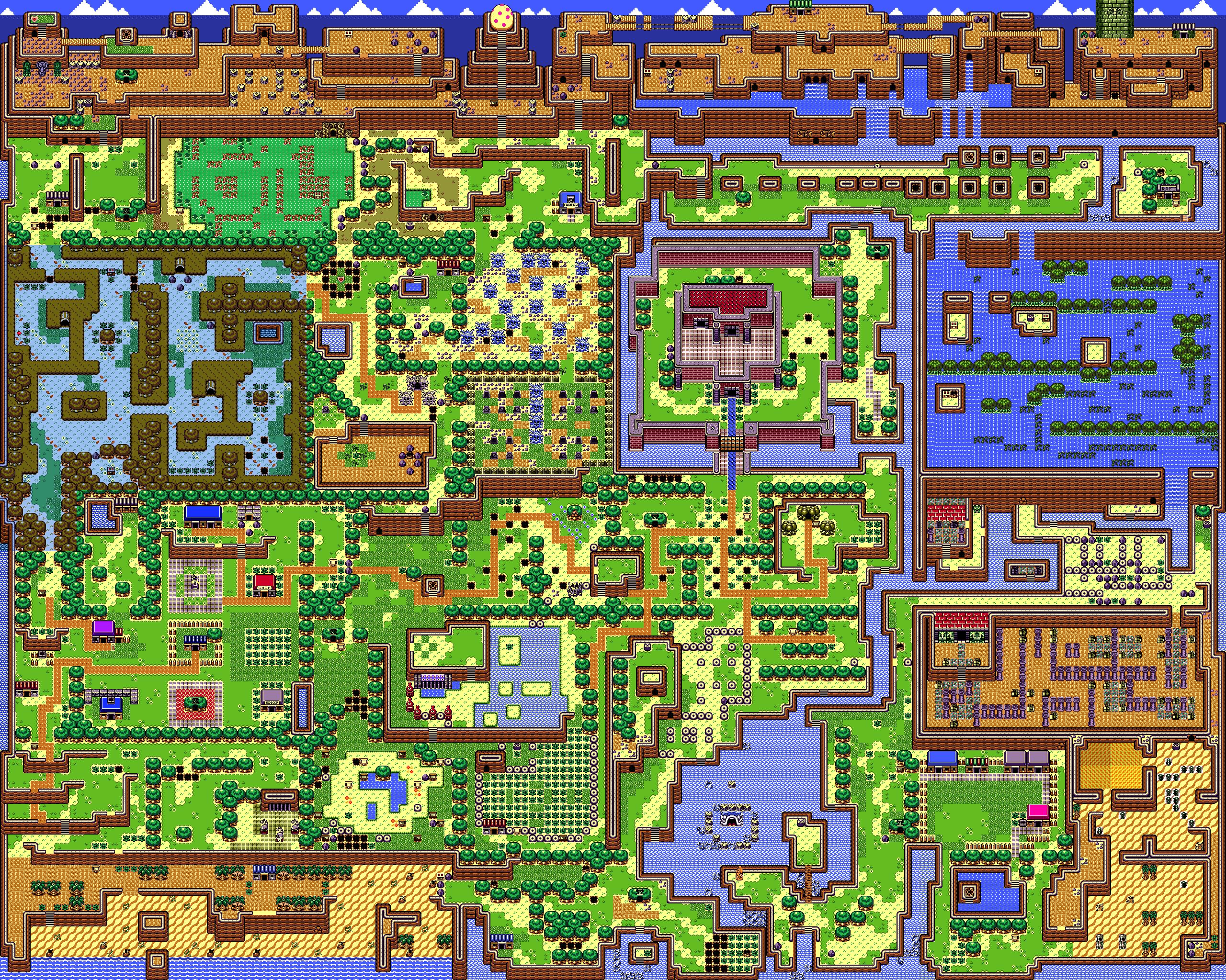 View Zelda Link's Awakening Wallpaper 4K Pics