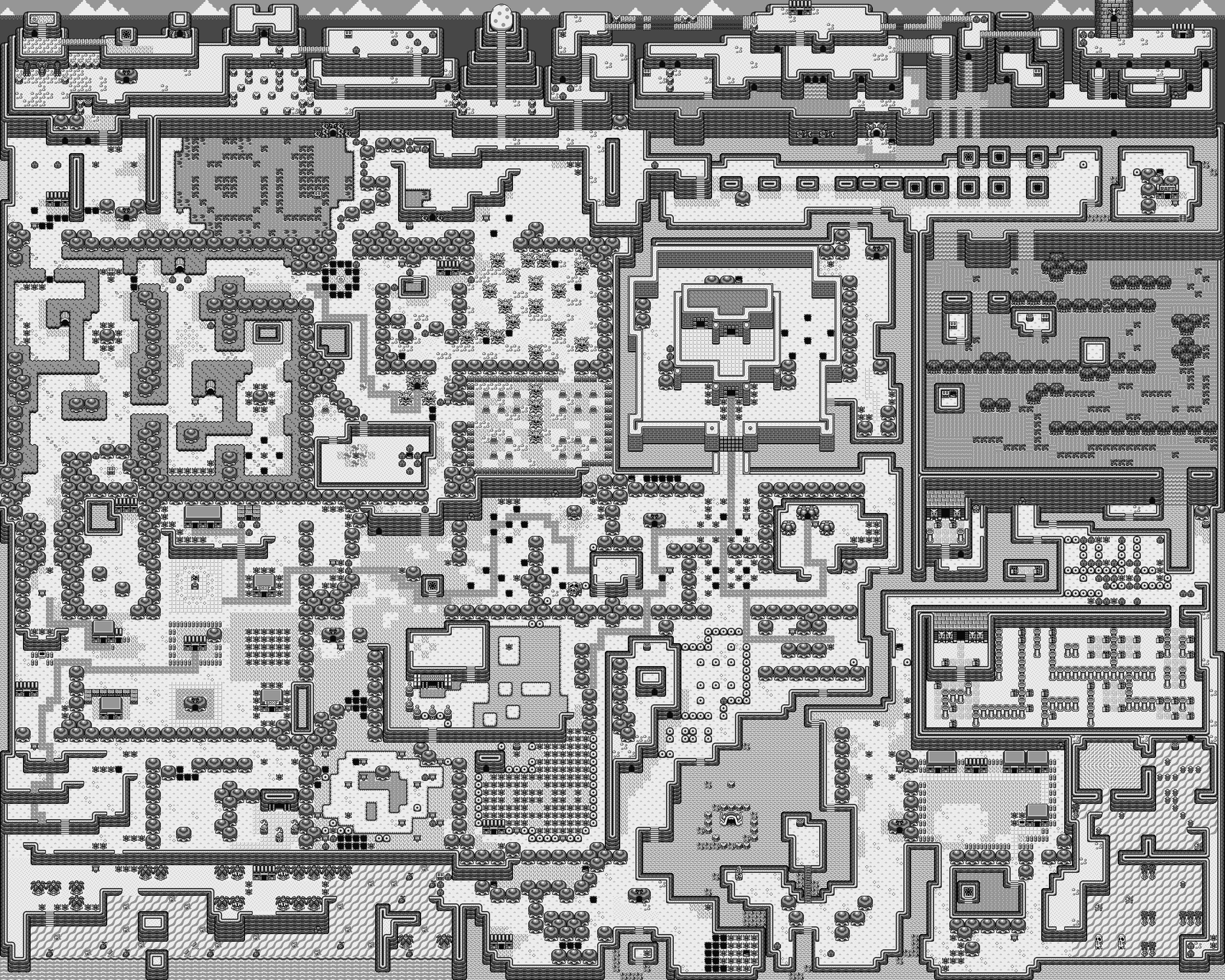The Legend Of Zelda Links Awakening Wallpapers Video Game Hq The
