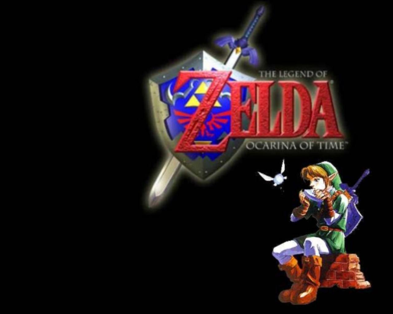 Most Viewed The Legend Of Zelda Ocarina Of Time Wallpapers 4k