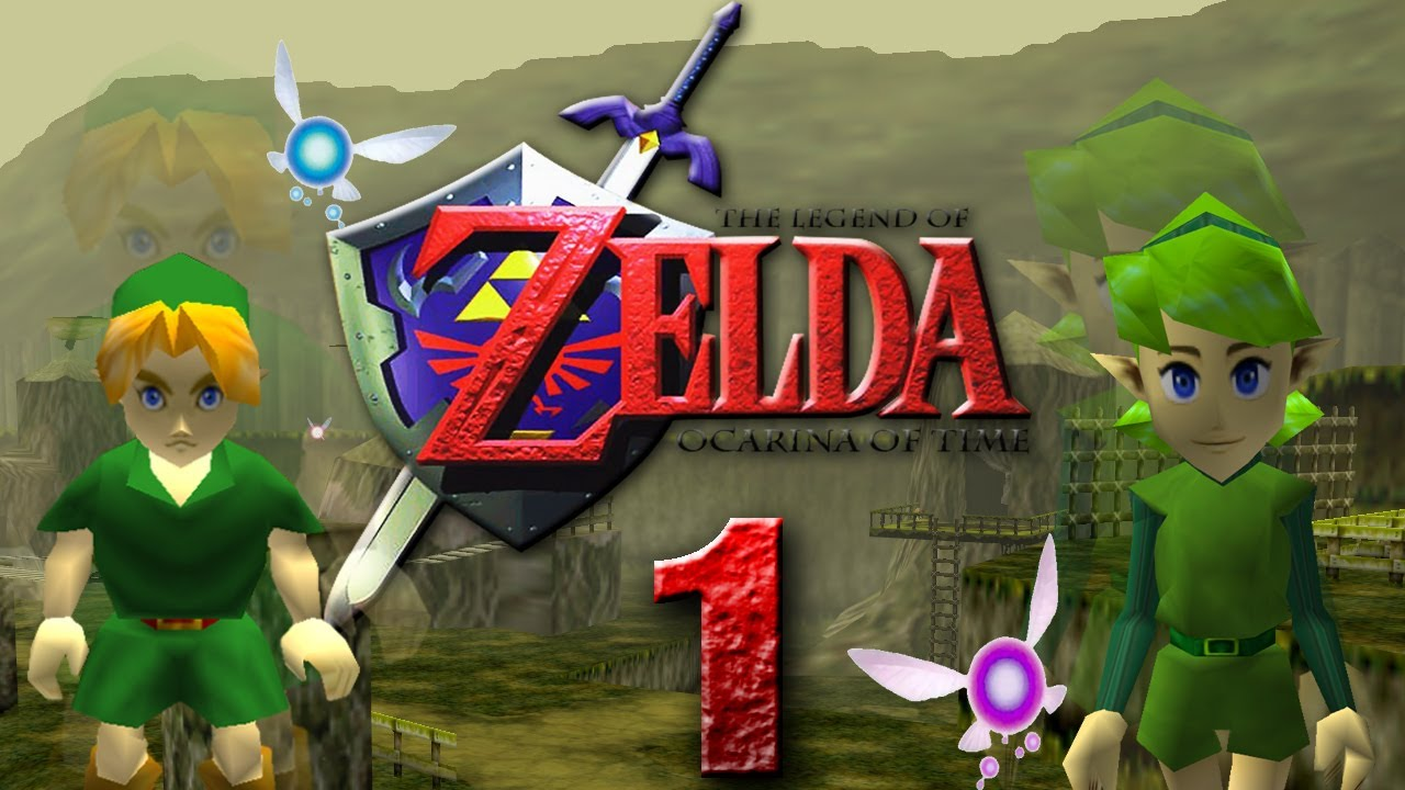 The Legend Of Zelda Ocarina Of Time Wallpapers Video Game Hq