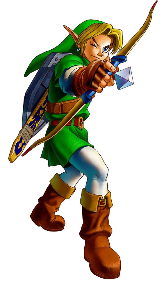The Legend Of Zelda Ocarina Of Time Wallpapers Video Game