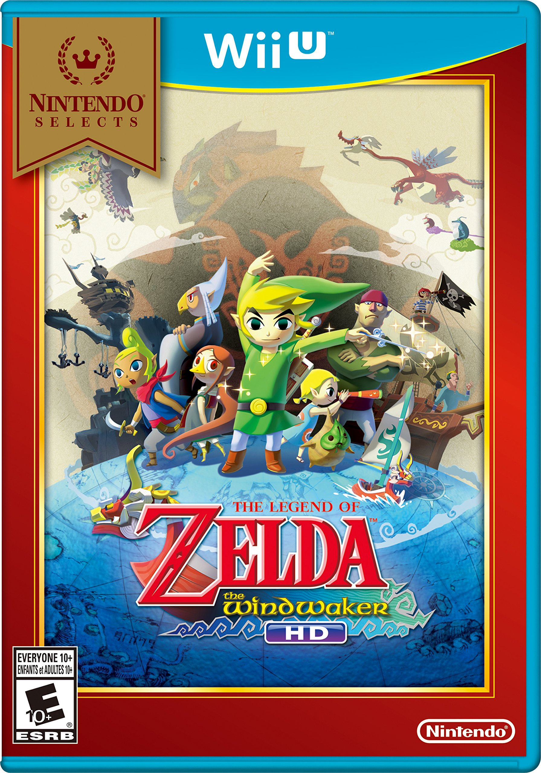 The Legend Of Zelda The Wind Waker Wallpapers Video Game Hq The
