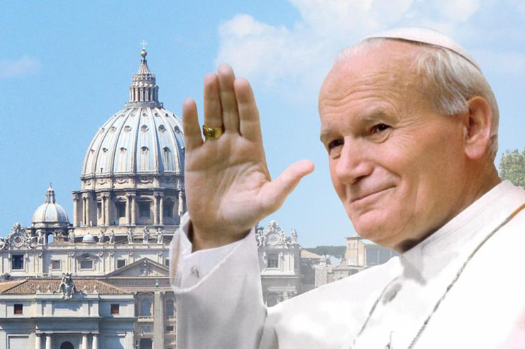 Nice Images Collection: The Life Of Pope John Paul Ii Desktop Wallpapers