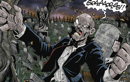 Amazing The Living Corpse Pictures & Backgrounds