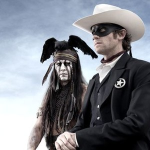 HD Quality Wallpaper | Collection: Comics, 300x300 The Lone Ranger
