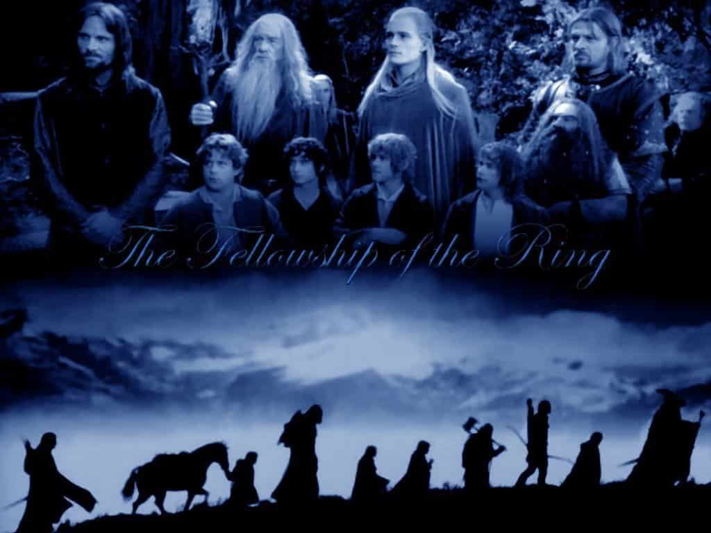 The Lord Of The Rings The Fellowship Of The Ring Wallpapers