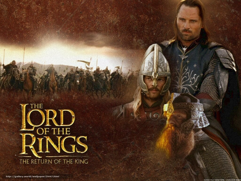 The Lord Of The Rings The Return Of The King Wallpapers Movie