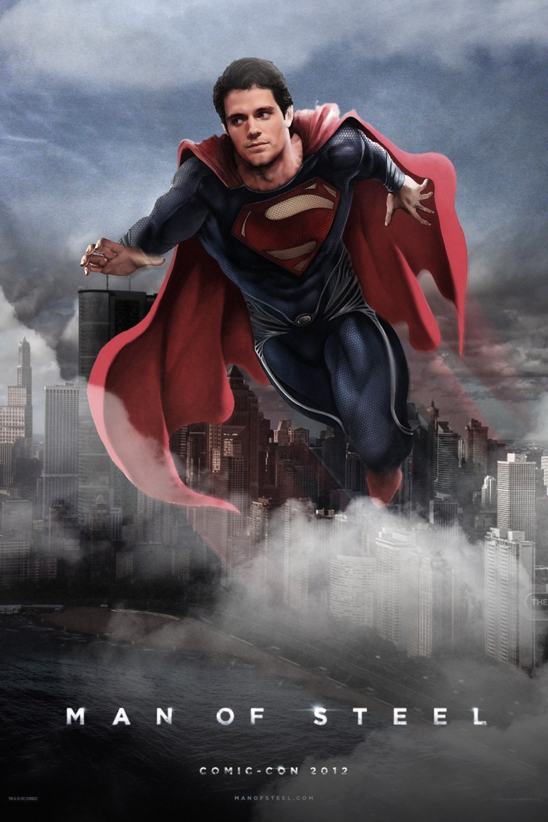 High Resolution Wallpaper | The Man Of Steel 1067x1600 px