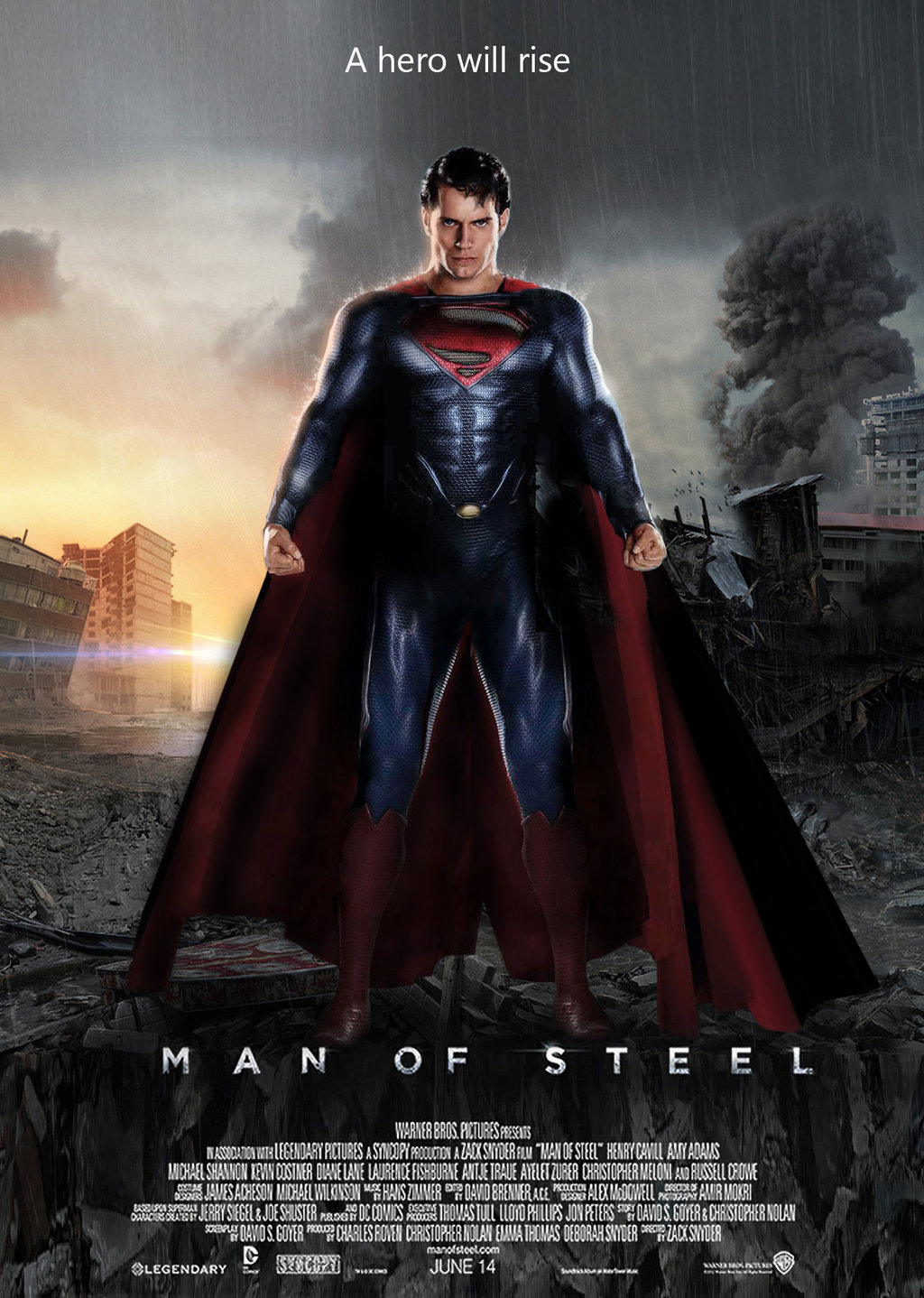 Amazing The Man Of Steel Pictures & Backgrounds