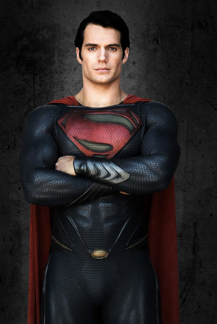 Nice wallpapers The Man Of Steel 855x1276px
