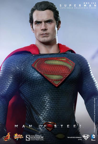 409x600 > The Man Of Steel Wallpapers