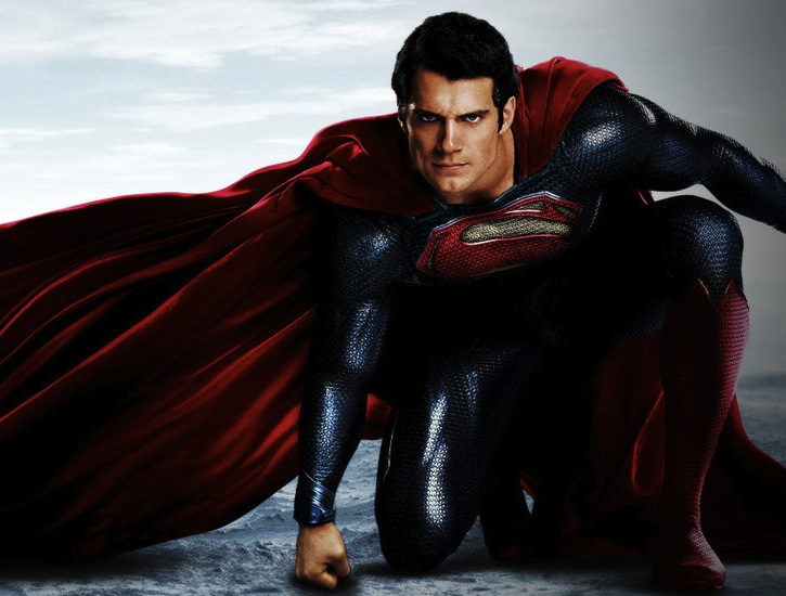 725x550 > The Man Of Steel Wallpapers