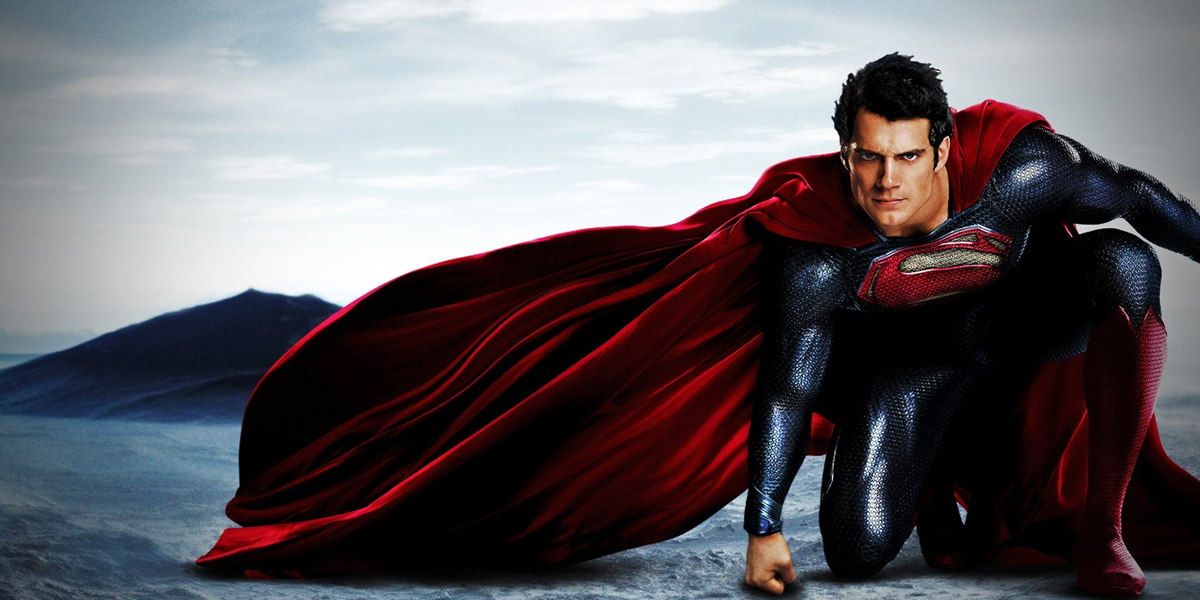 HQ The Man Of Steel Wallpapers | File 646.4Kb