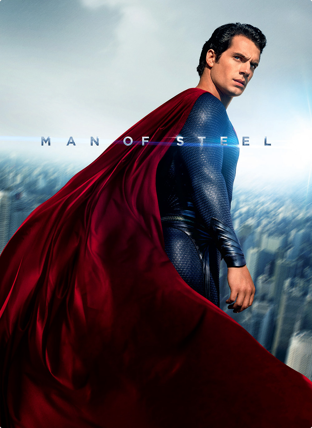 HD Quality Wallpaper | Collection: Comics, 1000x1371 The Man Of Steel