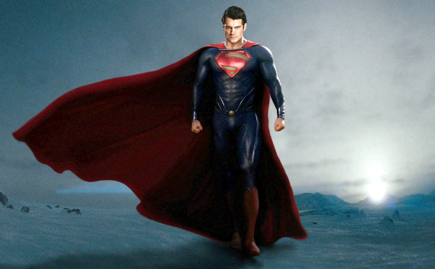HQ The Man Of Steel Wallpapers | File 172.9Kb