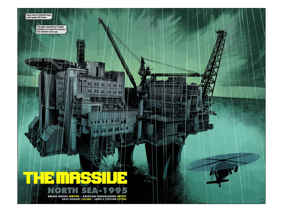 The Massive Pics, Comics Collection
