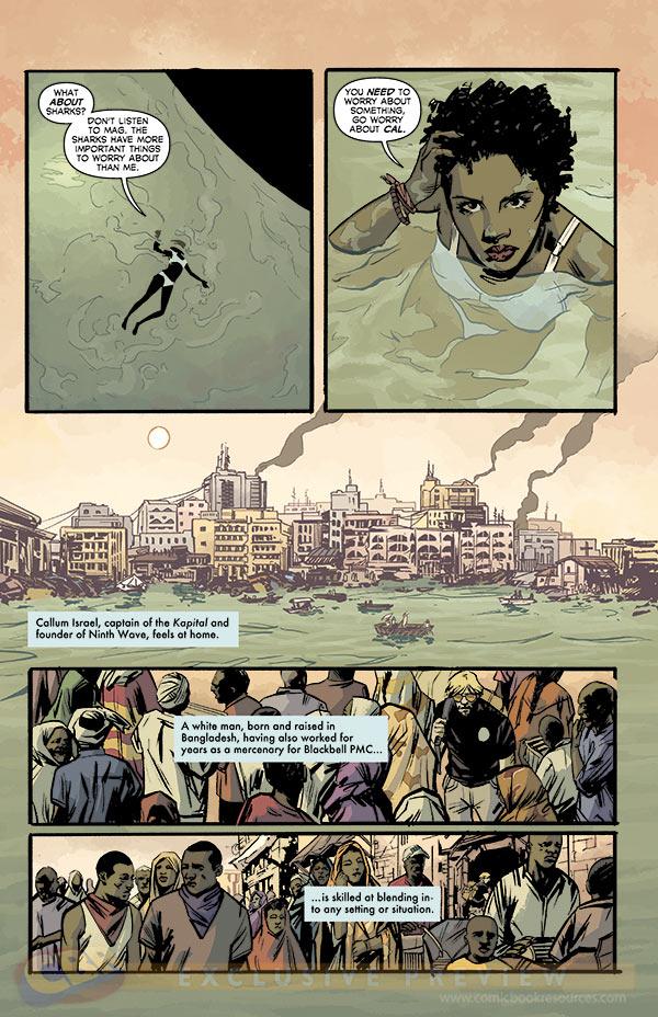 HD Quality Wallpaper | Collection: Comics, 600x928 The Massive