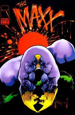 The Maxx Pics, Comics Collection