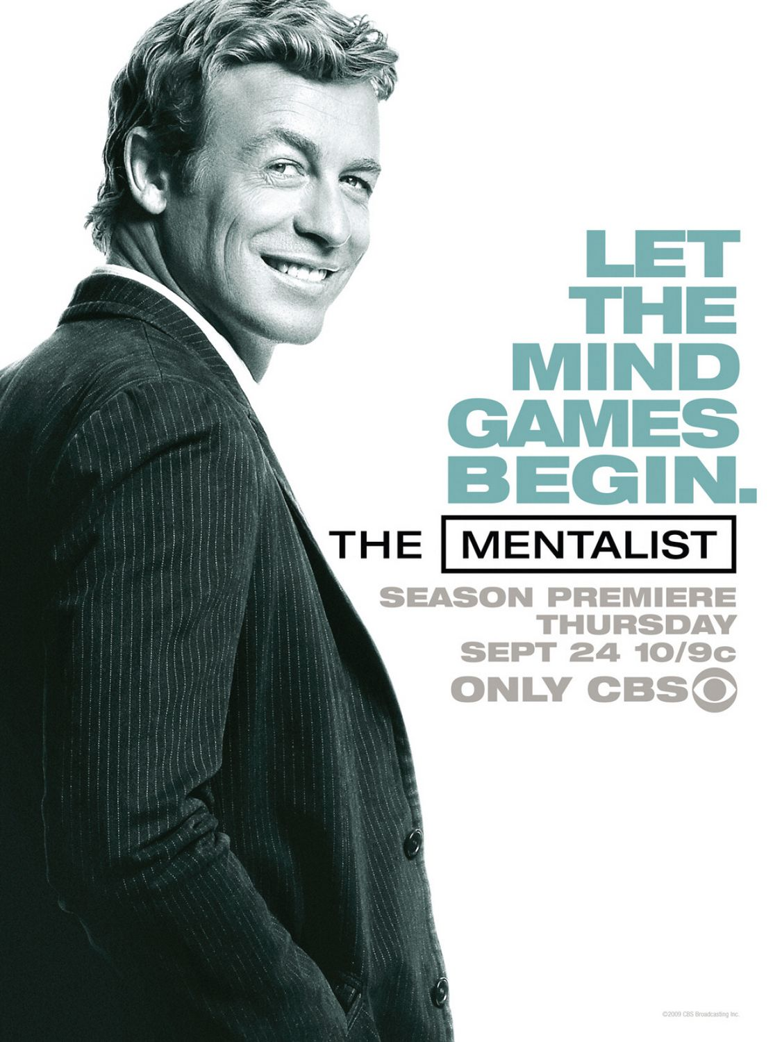 Nice wallpapers The Mentalist 1126x1500px