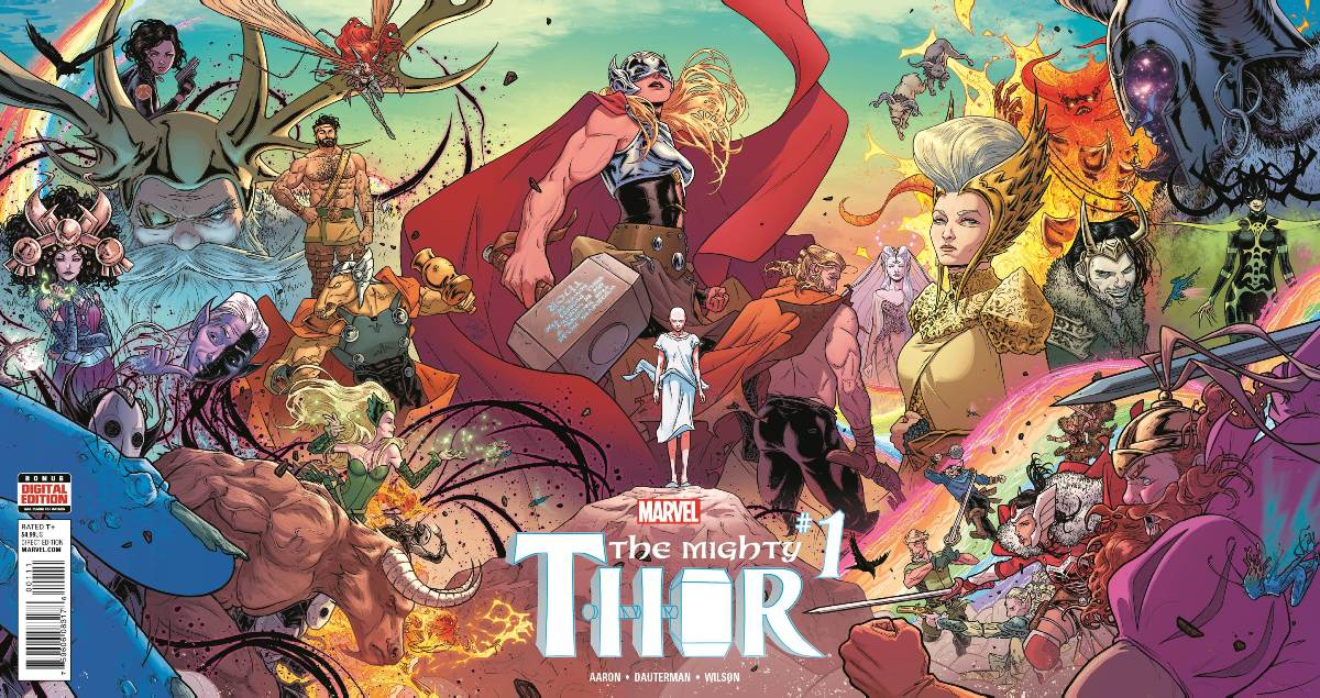 High Resolution Wallpaper | The Mighty Thor 1200x635 px