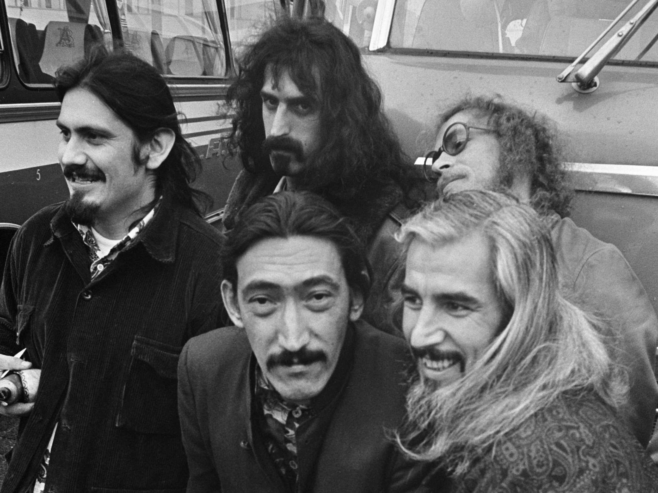 HD Quality Wallpaper | Collection: Music, 2204x1653 The Mothers Of Invention