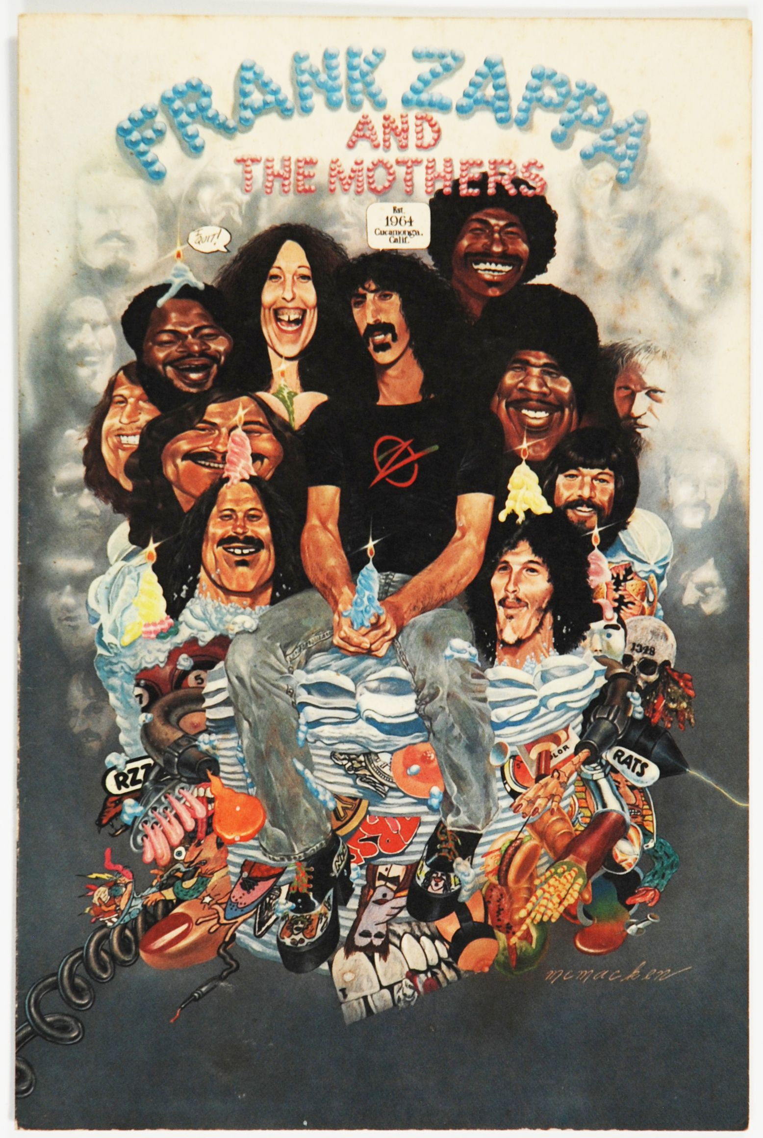 HQ The Mothers Of Invention Wallpapers | File 501.08Kb