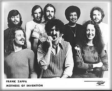 Images of The Mothers Of Invention | 360x292