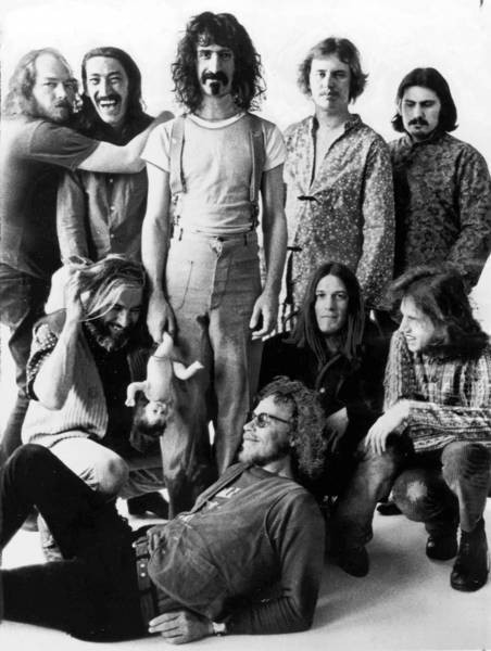 The Mothers Of Invention Pics, Music Collection