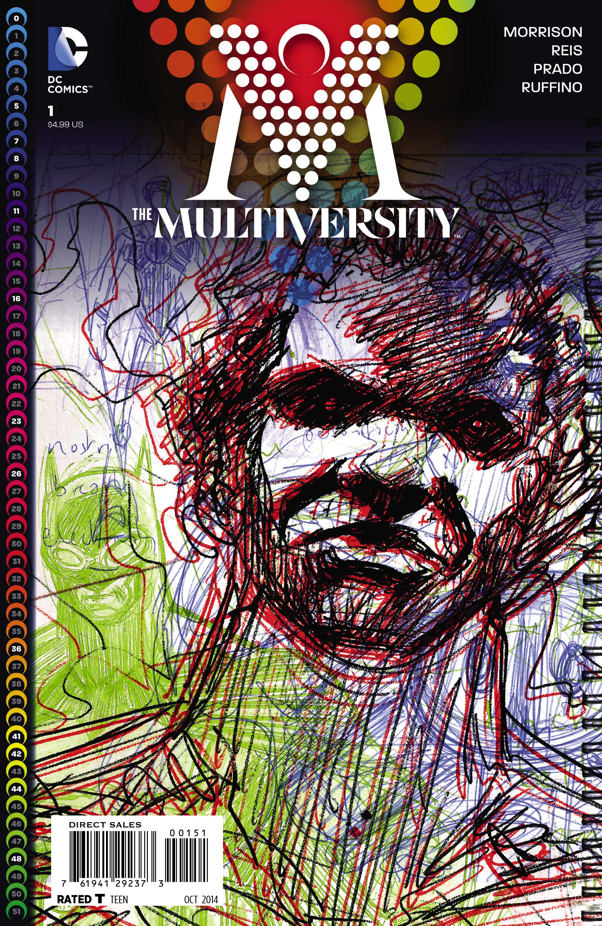 HQ The Multiversity Wallpapers   File 1285.13Kb