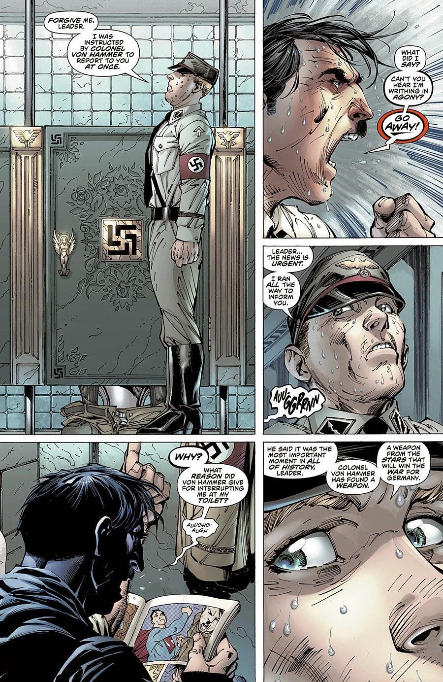 The Multiversity: Mastermen Pics, Comics Collection