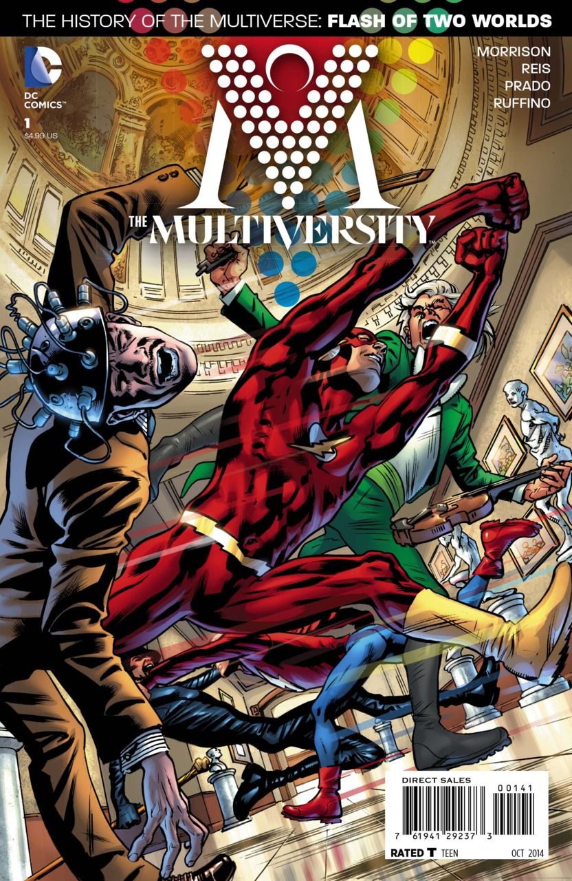 Nice wallpapers The Multiversity 832x1280px