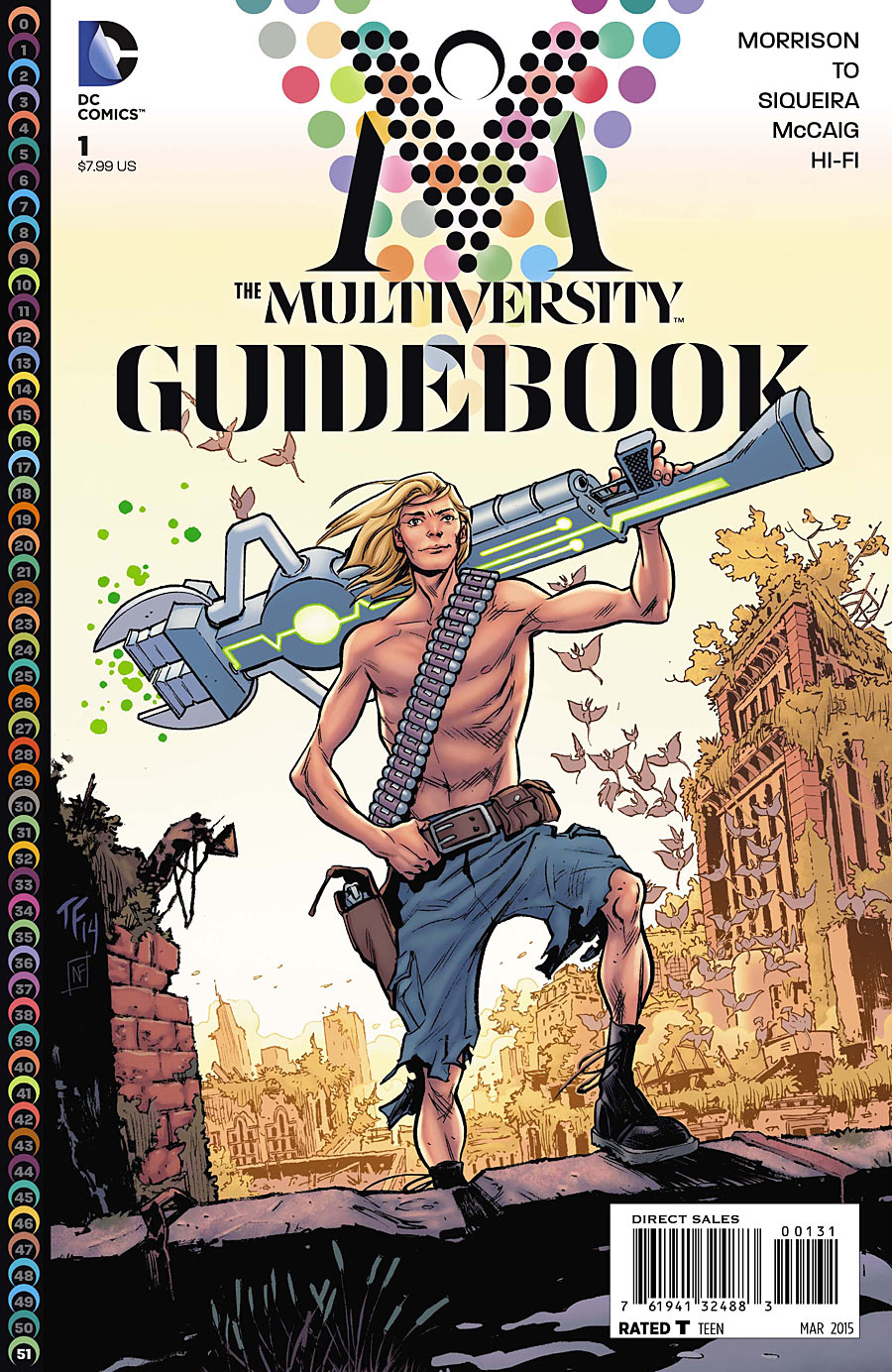 HD Quality Wallpaper   Collection: Comics, 900x1384 The Multiversity