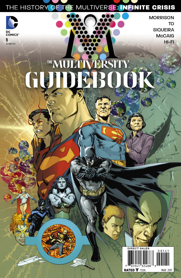 Nice Images Collection: The Multiversity Desktop Wallpapers